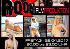 X Room  Filmparty – mit Alexa Gold