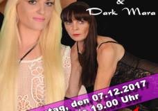 Pornodarstellerin Alexa Gold und Dark Mara in Siegen