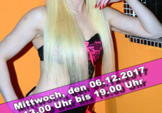 Pornodarstellerin Alexa Gold in Solingen
